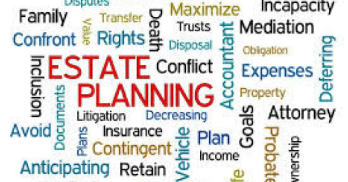 ensure-your affairs-are-in-order-through Estate Planning